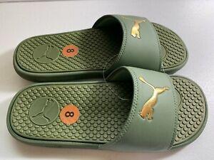 Puma Flip Flops Size 8