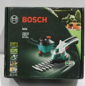 Bosch Cordless Shrub And Grass Shear Set 10.8v Li-Ion ASB