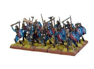 Mantic Kings of War Undead Skeleton Warriors Regiment of 20 28mm Vampire Counts