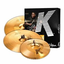 Zildjian KCH390 K Custom 4 Cymbal Set- Up Pack