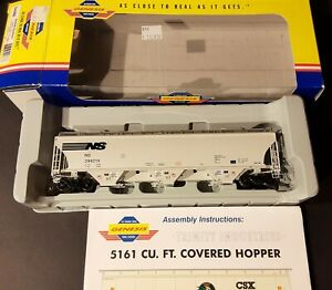 Athearn Genesis Trinity 5161 Covered Hopper Norfolk Southern #294214