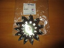 New Perkins Alternator Fan p/n# 2871W014 for Shaft Dia. .66""