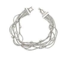 Chain Diamond Fine Bracelet