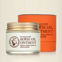 70g Unisex 9 Complex Moisturizing Scar Cream Horse Oil For Face Body