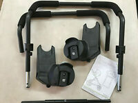 BABY JOGGER CAR SEAT ADAPTER (CITY SELECT/LUXPREMIER) CHICCO / PEG PEREGO 196736