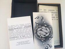 Jean-Claude Biraben Atist's book S��rigraphie Bernard Ascal 150ex nté Signé 1998