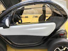 is-tuning Film de Protection de seuil de Chargement pour Renault Zoe /à partir de 2012 Transparent