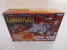 MOTO GARGOYLES - RIPPIN RIDER TURBO ROC CYCLE - KENNER 1995 - NEUF NEW SEALED