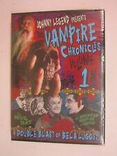 Vampire Chronicles V.01 - American Vampire in London/Devil Bat (DVD, 2009)  NEW
