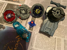 Metal Fight Beyblade Ultimate Dx Set 4D Wing Pegasus Duo Uranus LDrago Gaurdian
