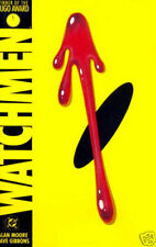 WATCHMEN DC graphic novel by ALAN MOORE New, Unread, Mint, Free Shipping!