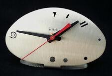 """Lexus"" Clock Stainless steel Metal Clock Sculpture by TIHANY"