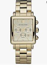 Michael Kors Gold-tone Chronograph Ladies Watch MK5351