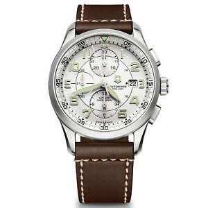 Swiss Army Men's AirBoss Automatic Chronograph Watch 241598 - Authorized Dealer