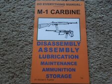 .30 Cal. M1 Carbine Rifle Collector Book  41 Pages