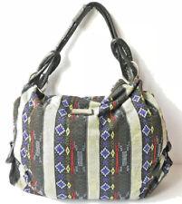 New Women Handbag Marathi Hobo Bag Shoulder Bag Dual Handle Canvas Purse
