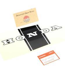 Honda Dax ST 50 G Aufkleber Label Rahmen rechts emblem sticker right side frame