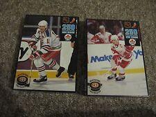1992 Wayne Gretzky,Mark Messier & Steve Yzerman Jigsaw Puzzles in Original Boxes