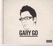 (GC413) Gary Go, 5 track sampler - DJ CD