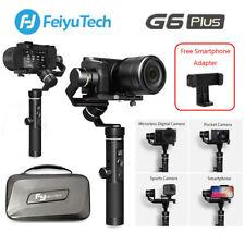 Feiyu G6 Plus 3-Axis Handheld Gimbal Stabilizer w/Phone Clip for Gopro Sony ZZ