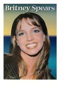 BRITNEY SPEARS ~ YOUNG AND SMILING ~ 24X34 Music Pinup Poster ~ LAST ONE!