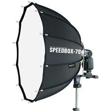 "SMDV Soft-box Dodecagon SPEEDBOX-70 26"" f/ Speed-light Speed-lite Quantum Flash"