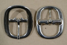 "Buckle, Halter - 1"" - Nickel Plated - Pack of 18 (F452)"