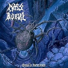MASS BURIAL - Soul's Necrosis Dismember Carnage Entombed Nihilist Utumno Grave
