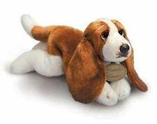 """Yomiko Classic Basset Hound Dog 14"""" Stuffed Animal Plush By Russ Berrie"""