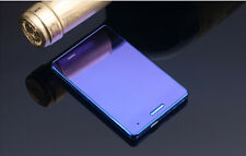 AIEK M4 : World's Smallest Credit Card Size Mobile Phone★Touch Screen★ BLUE