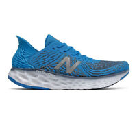 New Balance Mens 1080v10 Running Shoes Trainers Sneakers - Blue EEEE