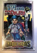 untouchables house and freestyle cassette mixtape by dj Aztek