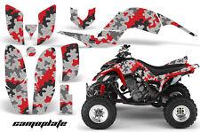 Yamaha Raptor 660 AMR Racing Graphics Sticker Raptor660 Kit Quad ATV Decals CP R
