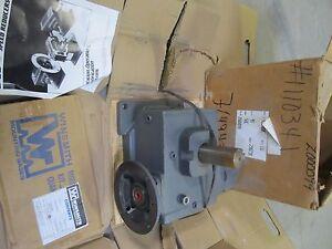 WINSMITH 935MDVE500X0FA 40:1 ASSY-LU 56C S-EQUALIZER SPEED REDUCER NIB M/OFFER!