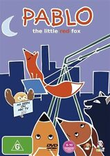 Pablo the Little Red Fox - Run Pablo Run! (V1) - Helena Hedgehog DVD NEW