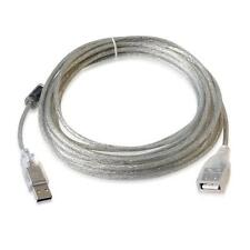 5M METRE USB 2.0 EXTENSION CABLE A MALE TO A FEMALE