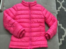 Baby Girl Old Navy Pink Jacket Puffer Coat Size M 8