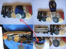 6er Ordenspange 1.WK EK2 Eiserne Kreuz Orden Österreich Preußen Spange WW1 Band