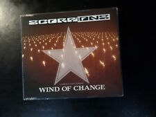 CD SINGLE - SCORPIONS - WIND OF CHANGE