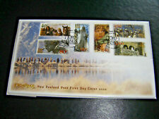 Lord of the Rings - The Two Towers - New Zealand Post - First Day Cover 2002