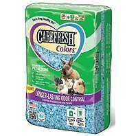 Healthy Pet 501504 Carefresh Color Premium Soft Bedding - Blue 23 Liter