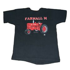 Vintage 1992 McCormick Farmall M Tractor T-Shirt International Harvester USA