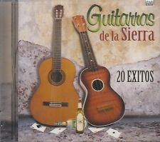 EL HALCON DE LA SIERRA DUETO NAYARIT GUITARRAS DE LA SIERRA CD NEW SEALED