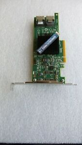 LSI SAS 9207-8i  SATA / SAS 6Gb/s PCI-e 3.0 Host Bus Adapter High profile