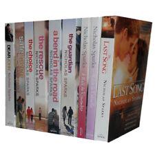 Nicholas Sparks Love Stories collection 9 Books set.   Nicholas Sparks NEW PB