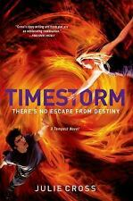Timestorm: A Tempest Novel (The Tempest Trilogy)-ExLibrary
