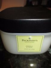 PECKSNIFFS LUXURY SALT SCRUB GRAPEFRUIT+ CITRON  750G