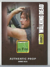 2016 The Walking Dead Season 4 Part 1 Daryl Ammo Box Authentic Prop Relic M16