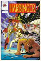 Valiant Harbinger Issue #3 Comic Book 8.0 VF 1992