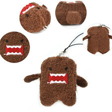 Pretty 7cm Domo Small Plush Toy Doll Pendant Key Chain Cosplay Anime Best Gift